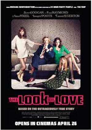 """Poster art for """"The Look of Love."""""""