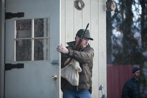 "John Cusack as Robert Hansen in ""The Frozen Ground."""