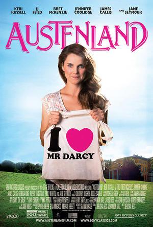 """Poster art for """"Austenland."""""""