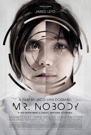 """Poster art for """"Mr. Nobody."""""""