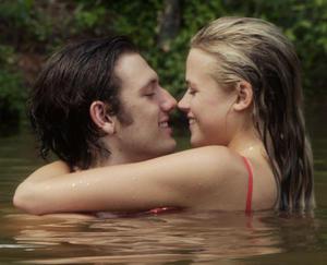 "Alex Pettyfer and Gabriella Wilde in ""Endless Love."""