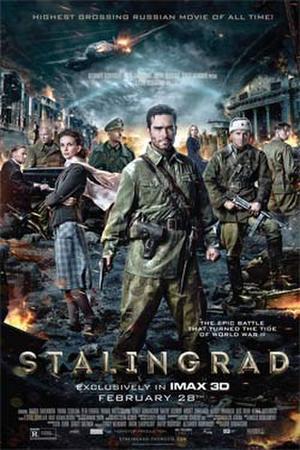 """Poster art for """"Stalingrad"""""""