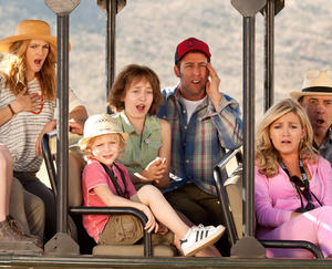 """A scene from """"Blended."""""""