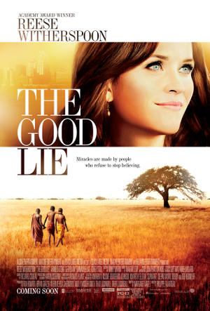 """Poster art for """"The Good Lie."""""""