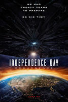 Independence Day: Resurgence 3D showtimes and tickets