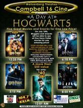 A Day at Hogwarts showtimes and tickets