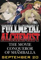 Anime Bento – Full Metal Alchemist The Movie: Conqueror of Shambala showtimes and tickets