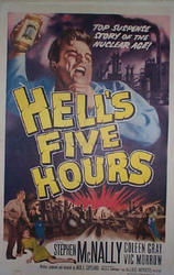 Hell's Five Hours / The Night Holds Terror showtimes and tickets