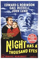 Night has a Thousand Eyes / The Red House showtimes and tickets