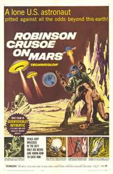 Robinson Crusoe on Mars / Mutiny in Outer Space showtimes and tickets