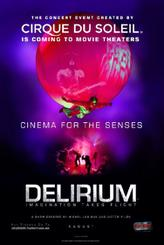 Delirium showtimes and tickets
