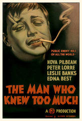 The Man Who Knew Too Much / To Catch a Thief showtimes and tickets