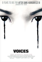 After Dark Horrorfest: Voices showtimes and tickets