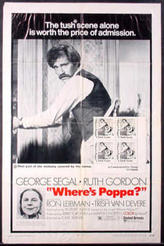 Where's Poppa? / The One and Only showtimes and tickets