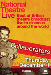 National Theater Live: Collaborators showtimes and tickets
