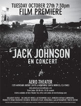 Jack Johnson: En Concert showtimes and tickets
