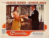 Carrie (1952) showtimes and tickets