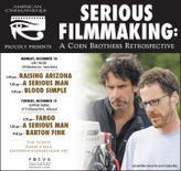 Coen Bros Triple Feature showtimes and tickets