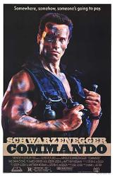 Commando / Class of 1984 showtimes and tickets
