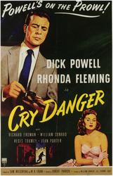Cry Danger / Tight Spot showtimes and tickets