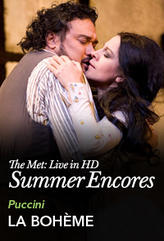 Met Summer Encore: La Boheme (2010) showtimes and tickets