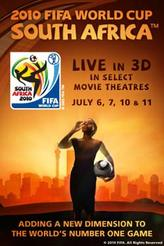 2010 FIFA World Cup Final showtimes and tickets