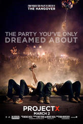 Project X showtimes and tickets