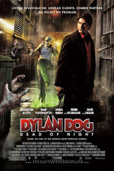 Dylan Dog: Dead of Night showtimes and tickets