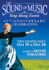 The Sound of Music Sing-Along Event showtimes and tickets