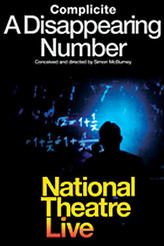 NT Live: A Disappearing Number showtimes and tickets