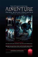 The Harry Potter Adventure showtimes and tickets