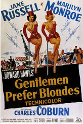 Gentlemen Prefer Blondes / The Seven Year Itch showtimes and tickets