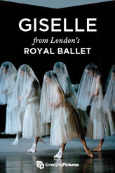 Giselle From the Royal Opera House showtimes and tickets