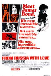 From Russia With Love / Diamonds Are Forever showtimes and tickets