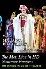 The Met Summer Encore: Madama Butterfly (2011) showtimes and tickets