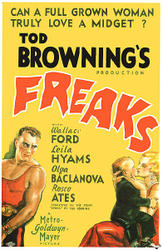 Freaks / The Devil Doll showtimes and tickets