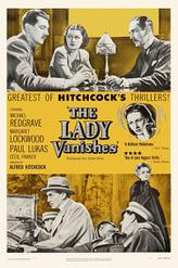 The Lady Vanishes/The Wrong Man showtimes and tickets