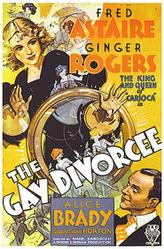 The Gay Divorcee/Carefree showtimes and tickets