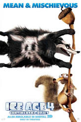 Ice Age: Continental Drift 3D showtimes and tickets