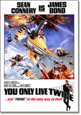 You Only Live Twice / On Her Majesty's Secret Service showtimes and tickets