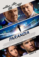 Paranoia showtimes and tickets