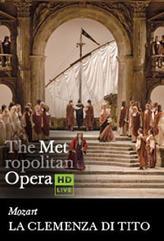 The Metropolitan Opera: La Clemenza di Tito showtimes and tickets
