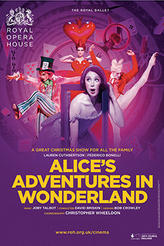 Royal Opera House: Alice's Adventures in Wonderland showtimes and tickets