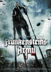 Frankenstein's Army showtimes and tickets