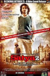 Satya 2 showtimes and tickets