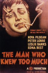 The Man Who Knew Too Much / Shadow of a Doubt showtimes and tickets