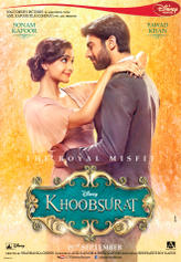 Khoobsurat showtimes and tickets