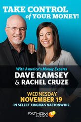 Dave Ramsey and Rachel Cruze Present: The Legacy Journey showtimes and tickets