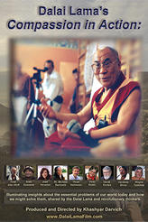 Dalai Lama's Compassion in Action showtimes and tickets