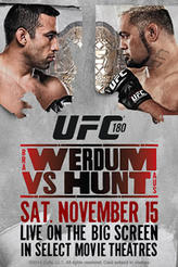 UFC 180: Werdum vs. Hunt showtimes and tickets